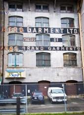Aero Garment Ltd, 2004, Photograph by Harry Palmer