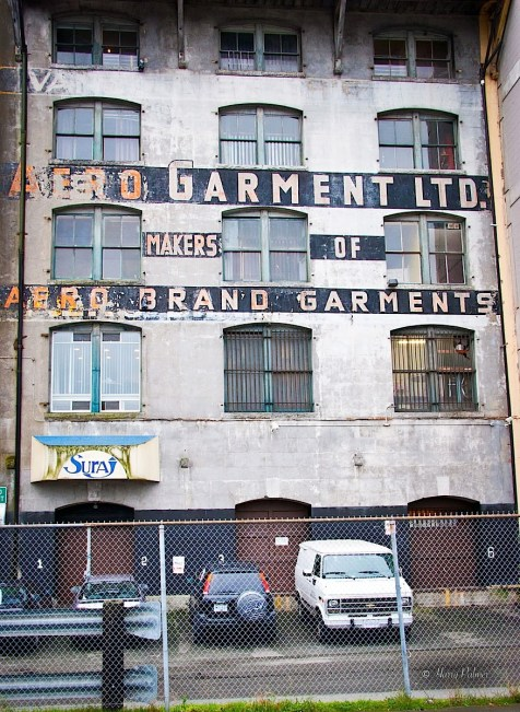 Aero Garment Ltd, 2004, Photograph by Harry Palmer