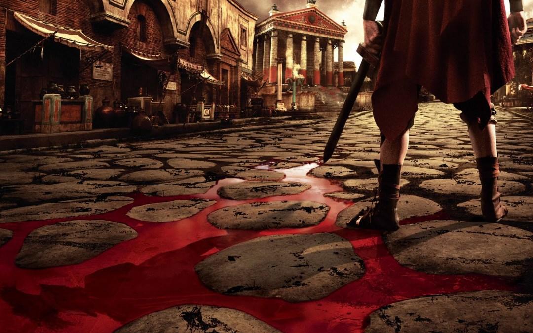 """TV Donut: HBO's """"Rome"""""""