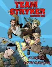 Looks like those Stryker boys are at it again.