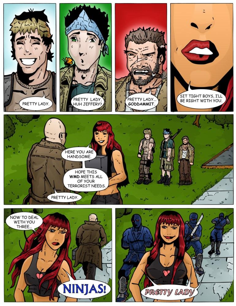 Seductress/Temptress/Assassinress