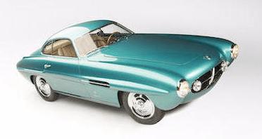 Fiat V8 Supersonic 1958