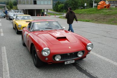 Ferraro 250 GT SWB Competitions 1960