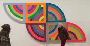 Frank Stella at The Whitney 2015. Painting Sculpture