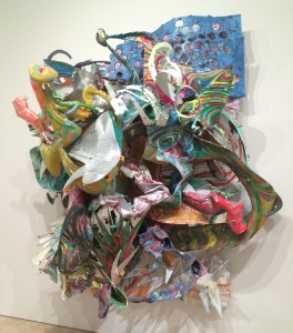 Frank Stella At Sant Luce!
