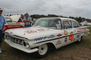 Stock Car RexWhiteChevrolet4