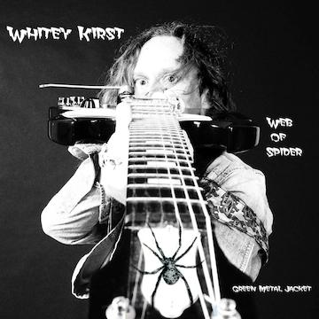 Web of Spider –  Green Metal Jacket-  Whitey Kirst