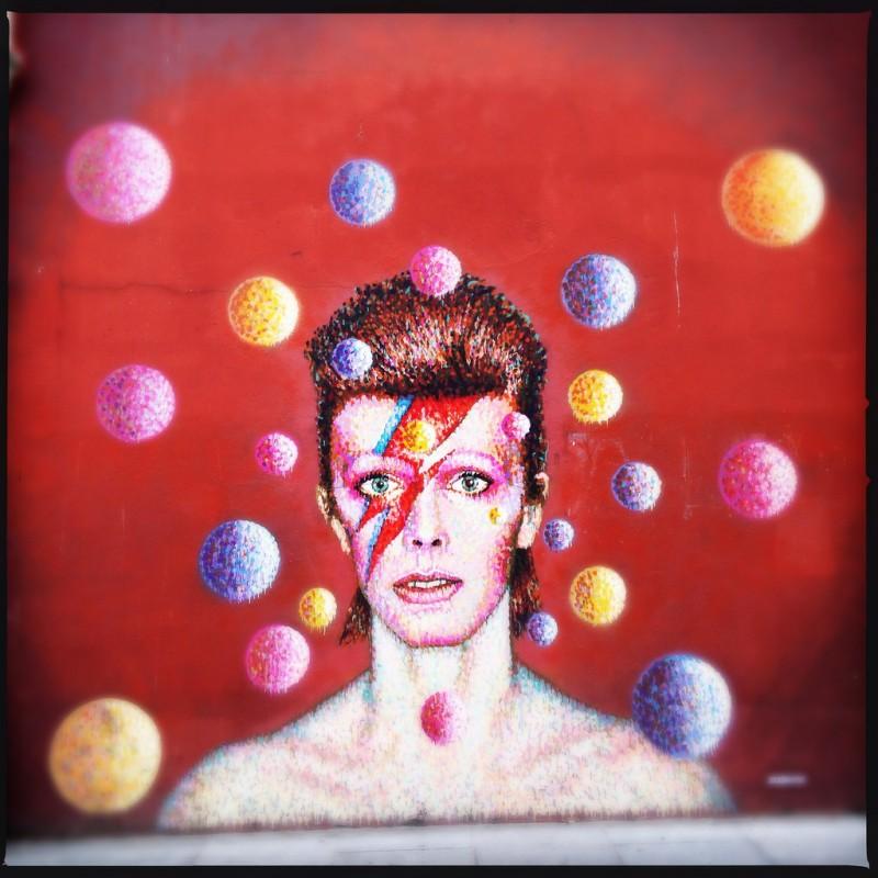 Graffiti Bowie