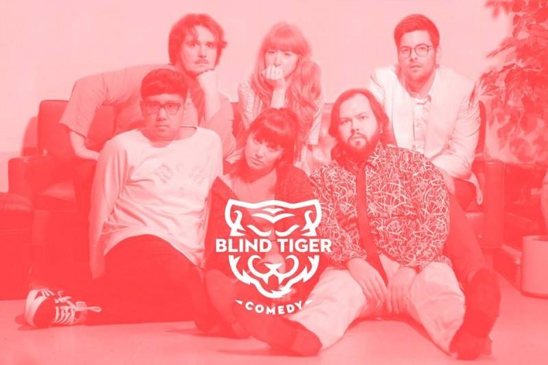 Blind Tiger Debuts House Sketch Team