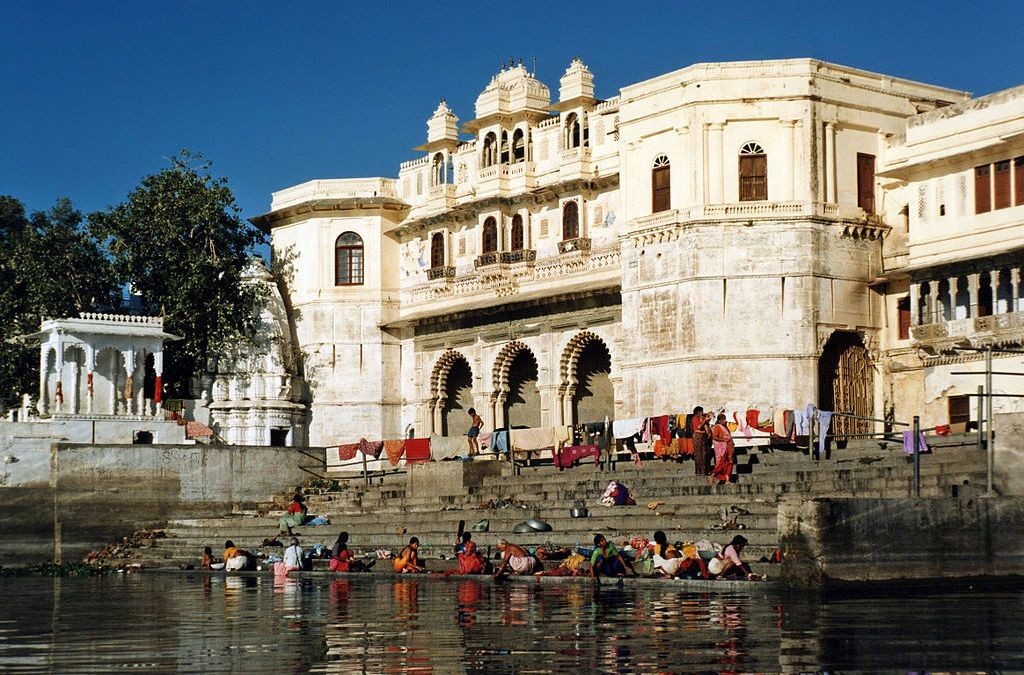 """Udaipur """"The Venice of the East"""""""