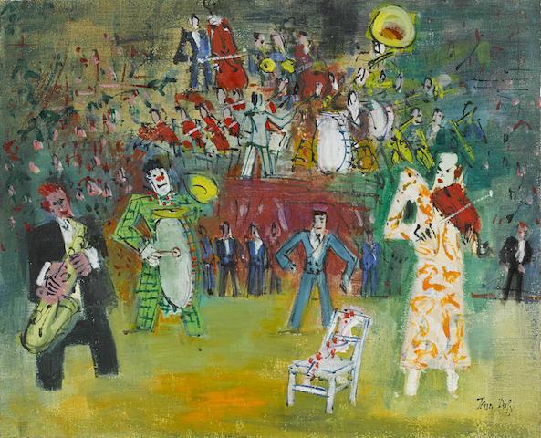 Jean Dufy Le concert interrompu