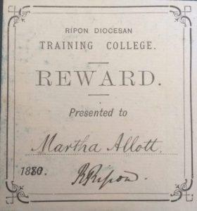 Ripon Book Plate