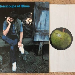 Ringo Starr Beaucoups of Blues Front Cover Exterior