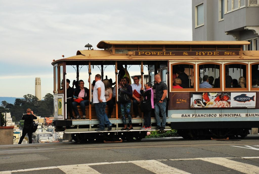 San Francisco - Railway
