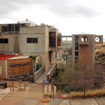 Arcosanti : Laboratoire urbain