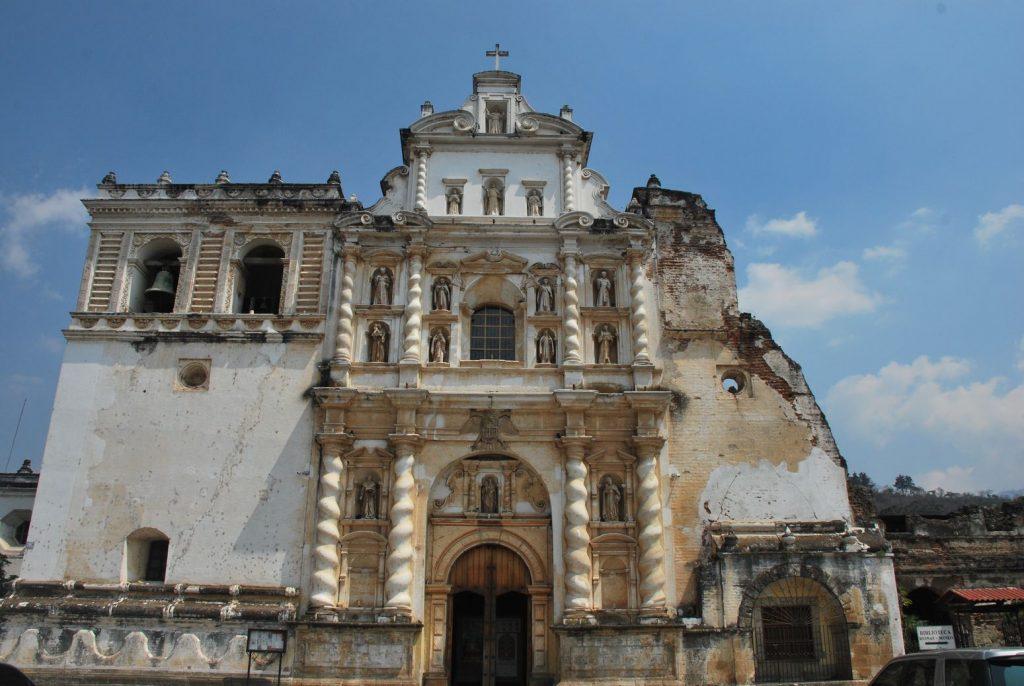 Antigua Guatemala Iglesia