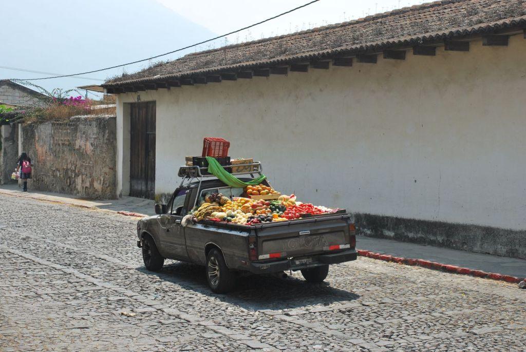 Antigua Guatemala Fruit