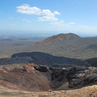 Nicaragua Cerro Negro overview