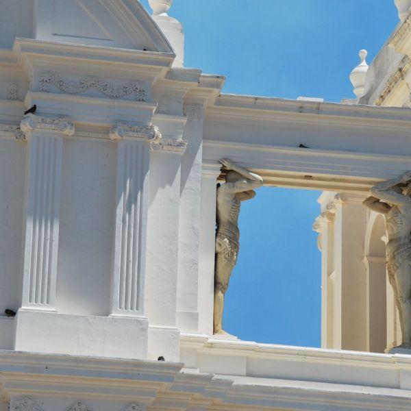 Nicaragua Leon Catedral