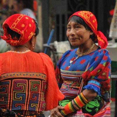 Femmes Kuna