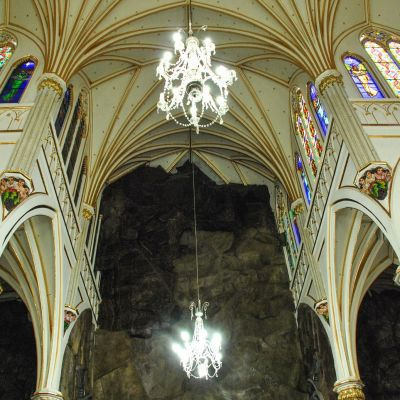 Las_Lajas_Interieur