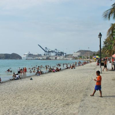 Santa Marta-Colombia Plage