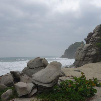 Tayrona-Colombia Beach