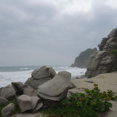 Tayrona-Colombia Beach