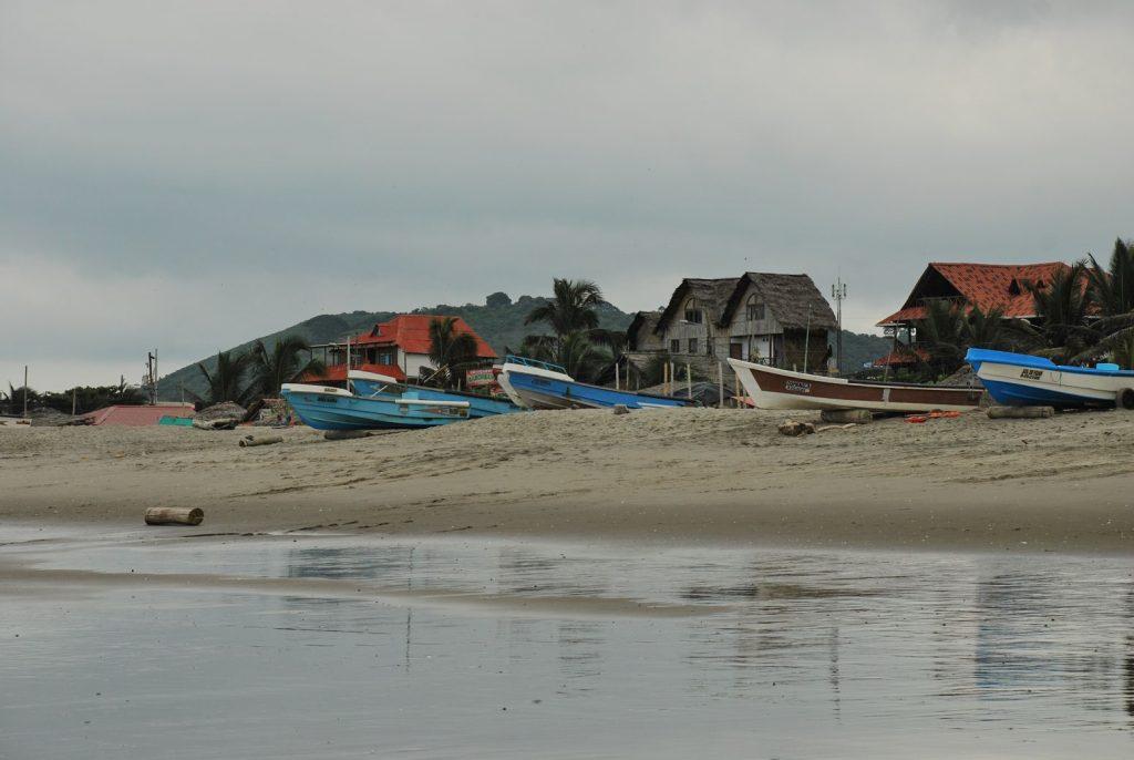 Canoa-Ecuador