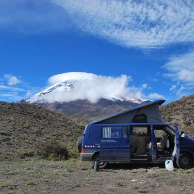 Chimborazo van