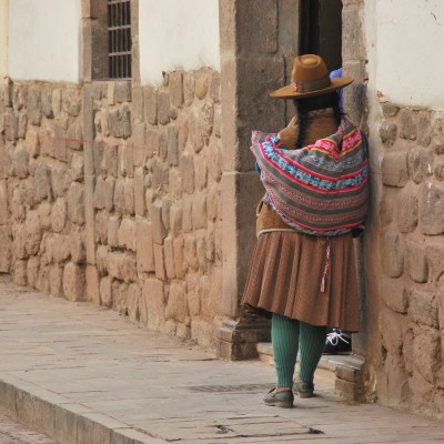 Cuzco_Femme_Rue