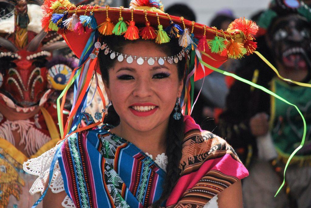 Bolivia_Femme