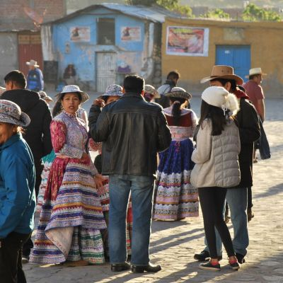 Cabanaconde_People