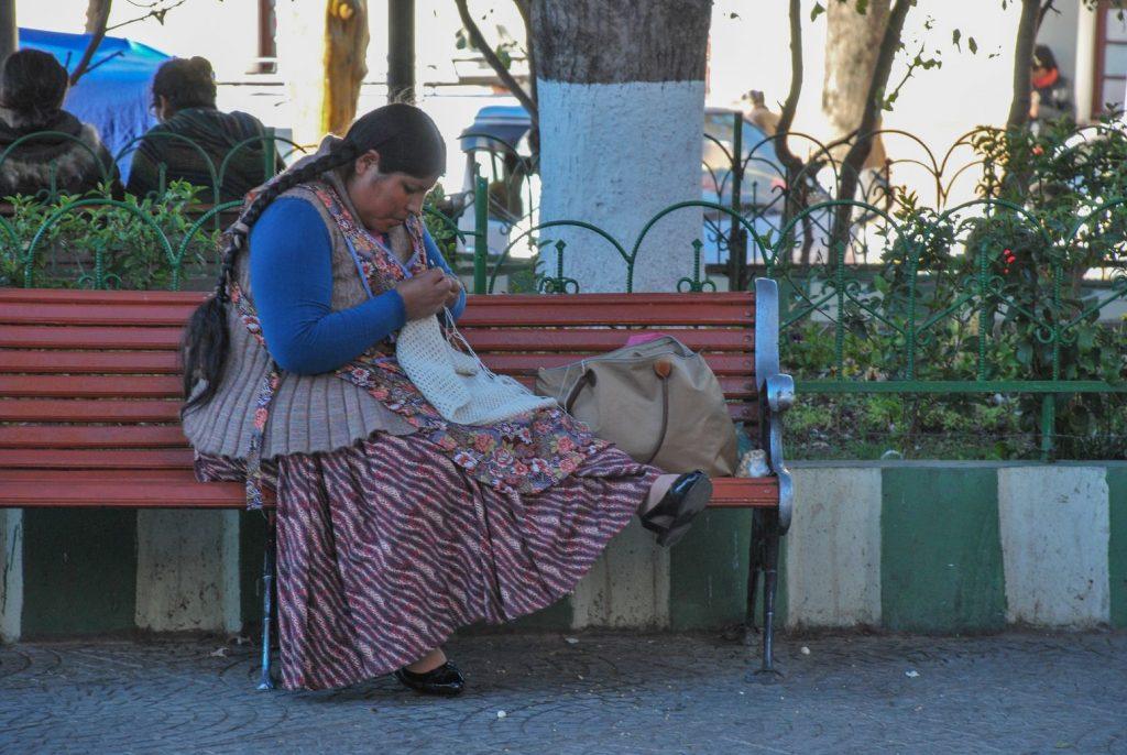 Bolivie_Potosi_Femme