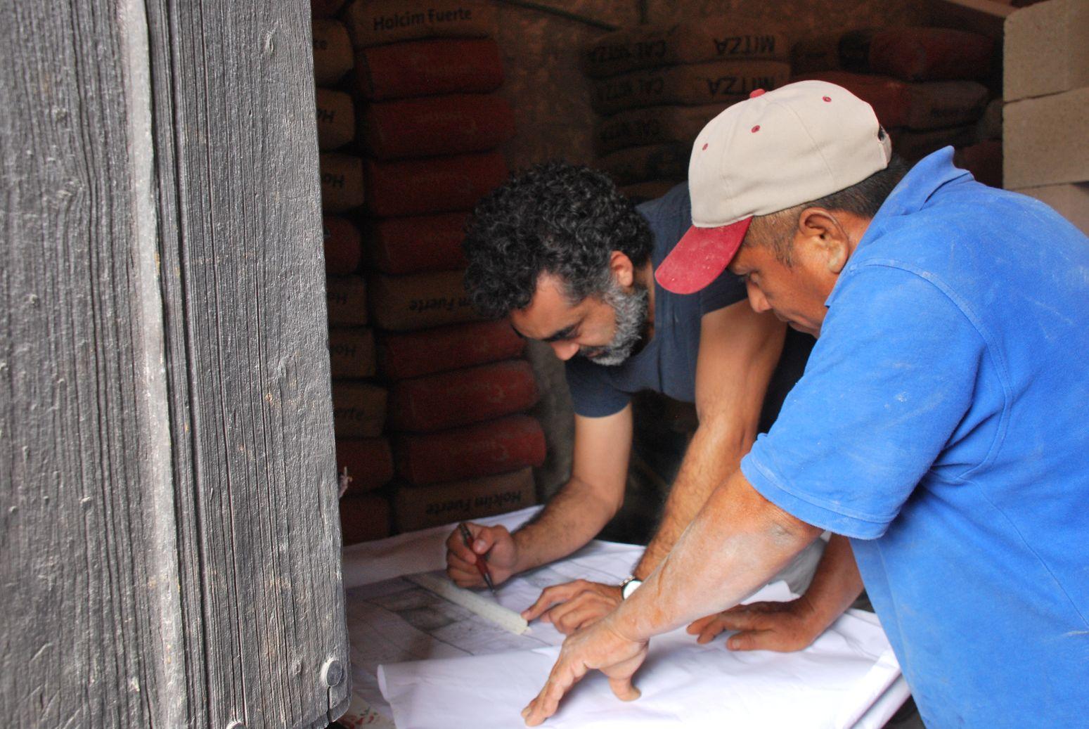 Rencontre avec Raúl Hernandez, architecte mexicain engagé dans la valorisation des techniques constructives ancestrales