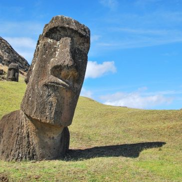 J 351 à 356 : Ile de Pâques – Rapa Nui