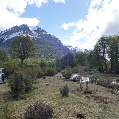 Argentine_Camping Ushuaia