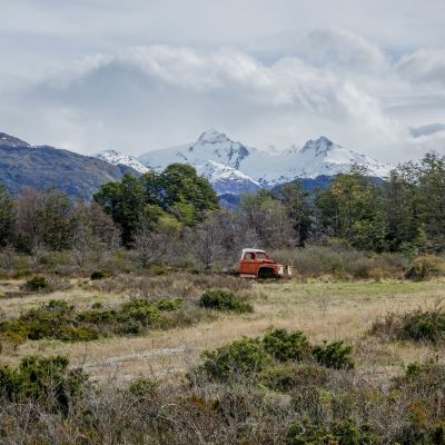 Carretera Austral_pick up