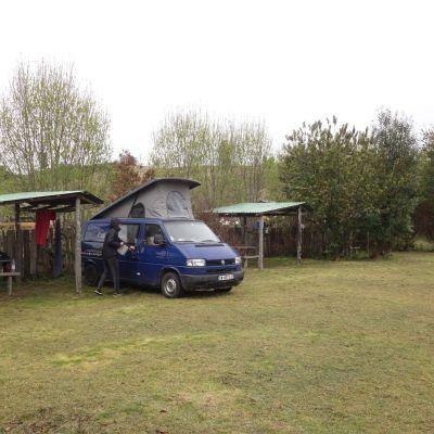 Chili_Camping Chiloé