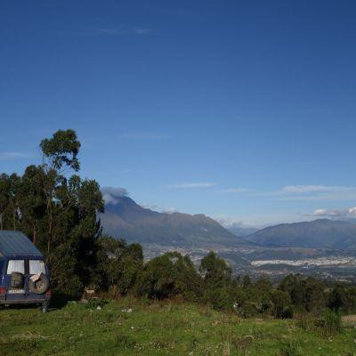 Equateur_otavalo parc