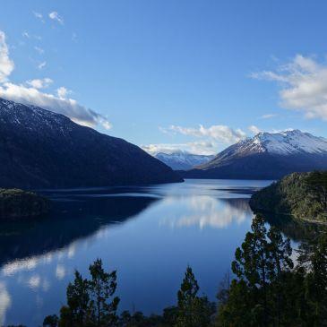 J 367 à 371 : Dans la région des lacs autour de Bariloche