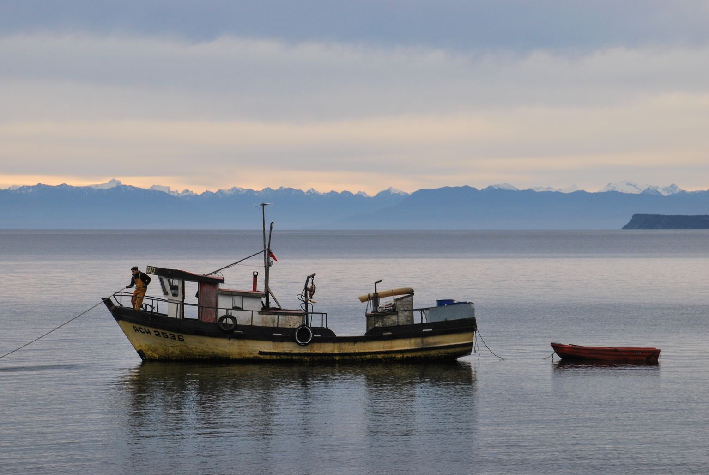 J 375 à 379 : La « grande Chiloé », Patagonie insulaire