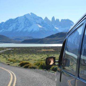J 391 à 393 : Torres del Paine