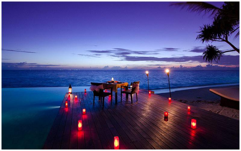 Dix endroits parmi les plus romantiques au monde   Cap Voyage