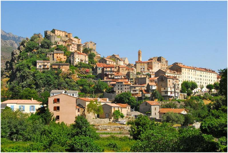 Corte HauteCorse Corse France  Cap Voyage