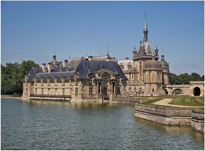 Patrimoine De Chantilly Oise France Cap Voyage