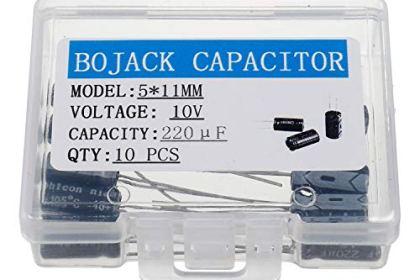 Ceramic Capacitor Assortment Kit Set Of 600 Small