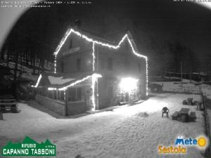 Webcam Capanno Tassoni ore 22