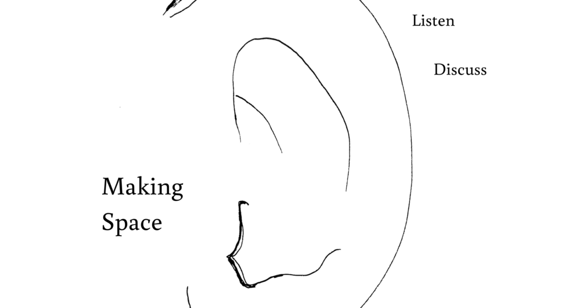Talk, Listen and Discuss Space