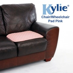 Black Chair Pads Skull Back Adirondack Kylie Pink Or Blue